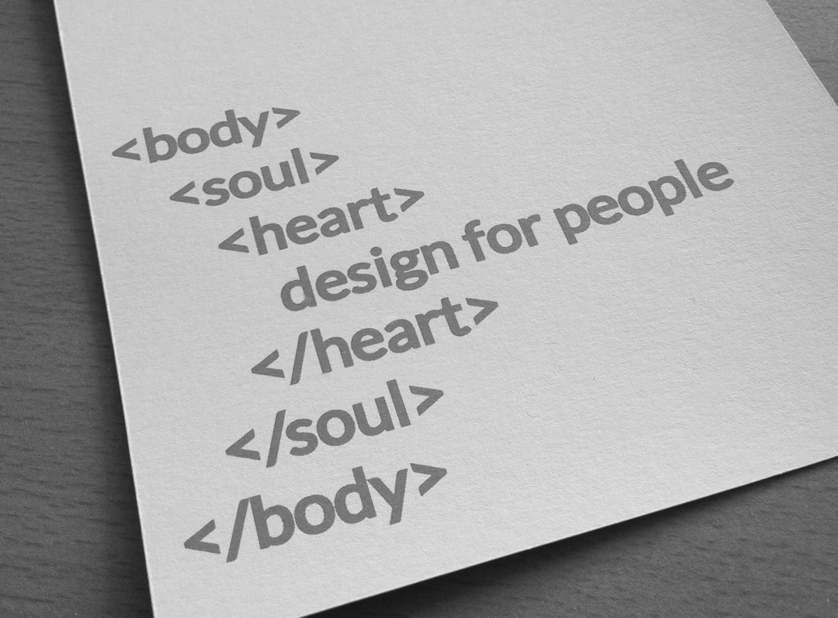 Body Soul Heart - Design for People